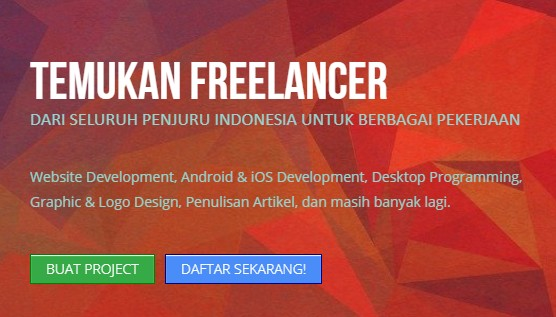 Situs freelancer projects